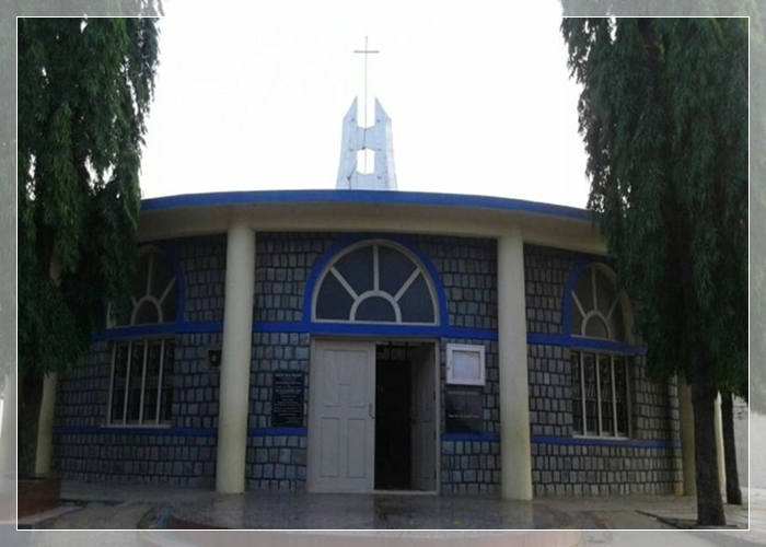 Arogya Mathe Church, K. Mariamanahalli