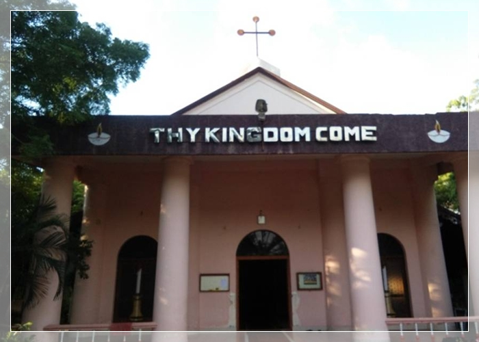 Christ the King Church, Cantonment