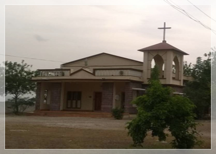 St.Peter's Church, Lakshmi Nagar Camp