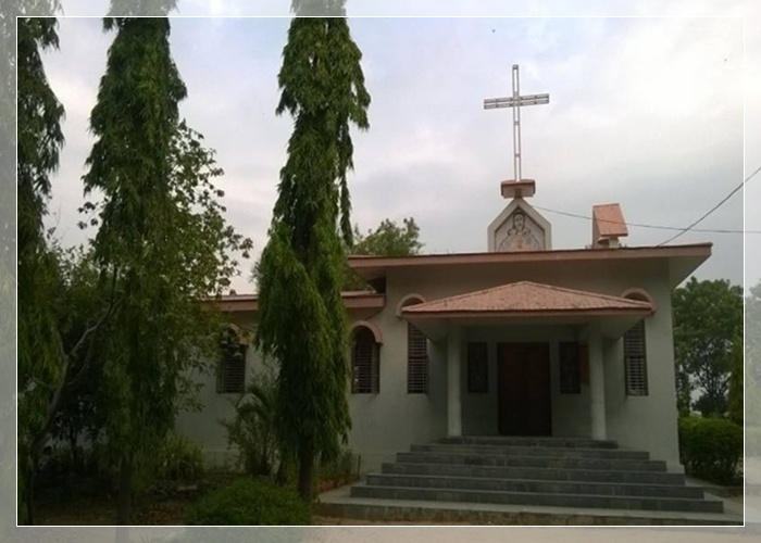 St.Clare of Assisi Church, Pothanol