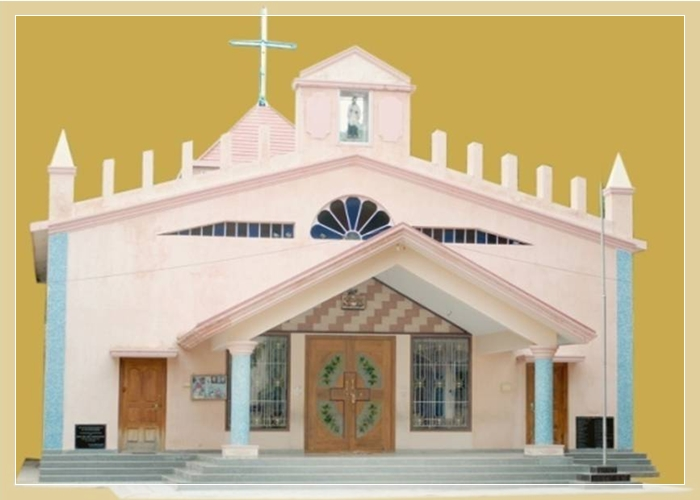 St.Francis Xavier Church, Raichur