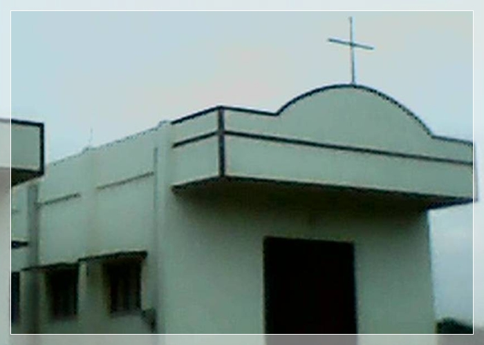 Blessed Mother Teresa Church, Sirgeri